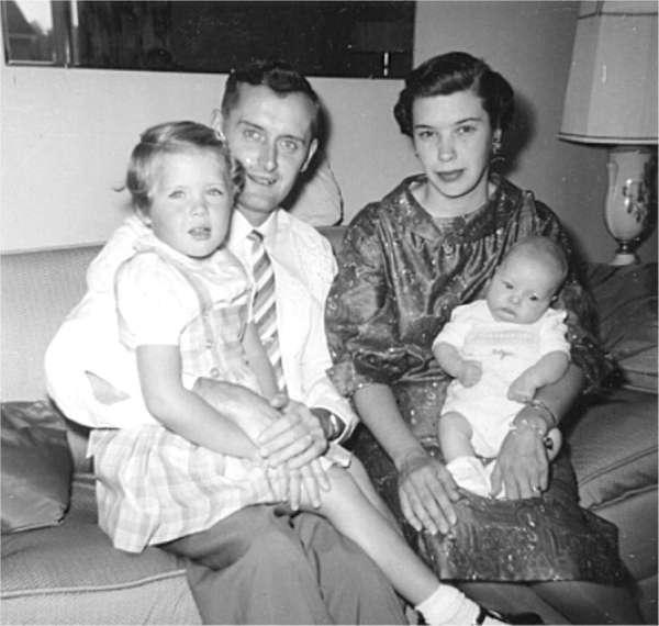 Don-Betty-Kathy-Robert-1960