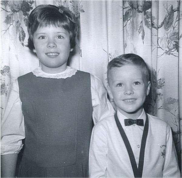 Kathy-Robert-about-1964